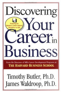 Discovering Your Career In Business