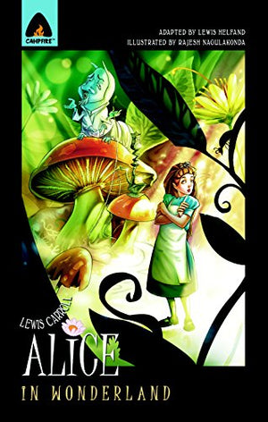 Alice in Wonderland: The Graphic Novel (Campfire Graphic Novels)