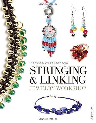 Stringing & Linking Jewelry Workshop: Handcrafted Designs & Techniques