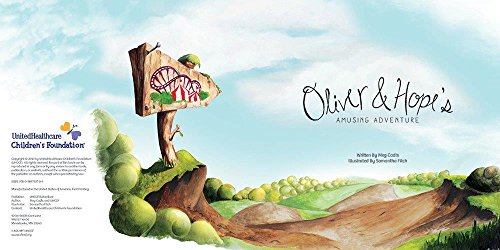Oliver and Hope's Amusing Adventure (Oliver & Hope)