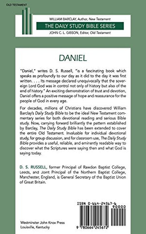 Daniel (OT Daily Study Bible Series)