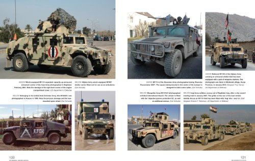 Am General Humvee: The US Army's iconic high-mobility multi-purpose wheeled vehicle (HMMWV) (Enthusiasts' Manual)