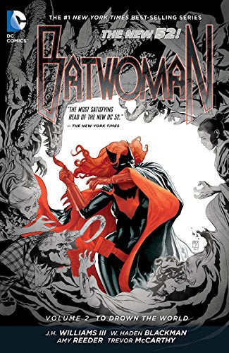 Batwoman Vol. 2: To Drown the World (The New 52)