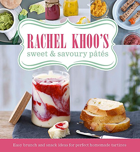 Rachel Khoo's Sweet and Savoury Pts
