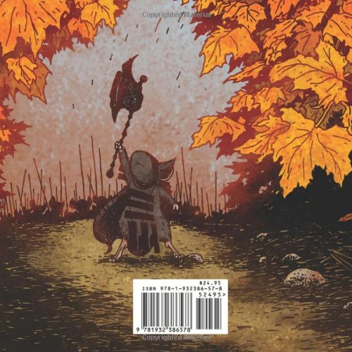 Mouse Guard : Fall 1152