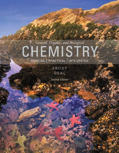 General, Organic, and Biological Chemistry Plus MasteringChemistry with eText -- Access Card Package (2nd Edition)