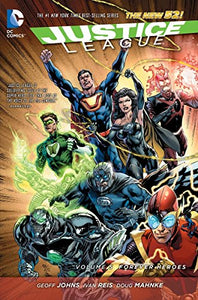 Justice League Vol. 5: Forever Heroes (The New 52) (Justice League: the New 52)