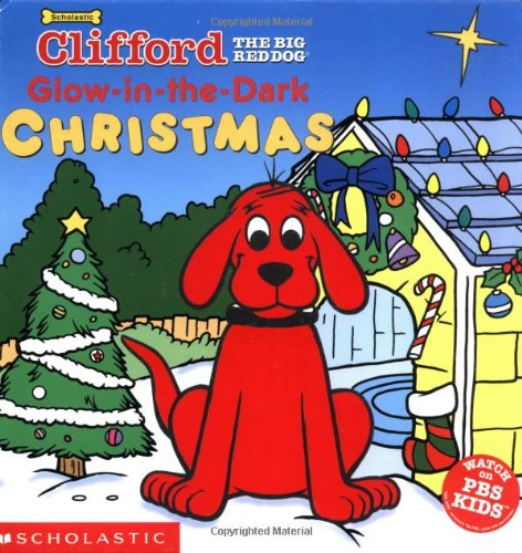 Clifford Glow-in-the-Dark Christmas