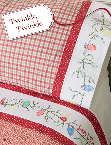 Handmade Christmas Cheer: Festive Holiday Projects to Embroider, Applique, and Quilt