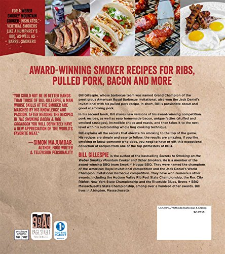 The Smoking Bacon & Hog Cookbook: The Whole Pig & Nothing But the Pig BBQ Recipes