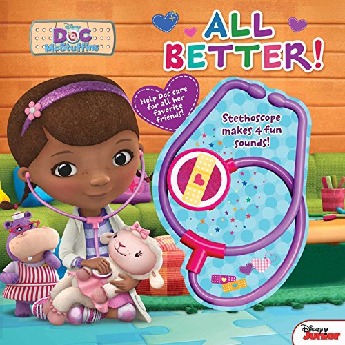 Disney Doc McStuffins: All Better!