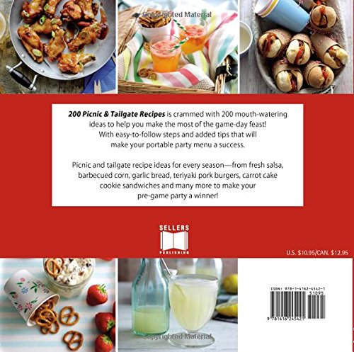 200 Picnic & Tailgate Recipes