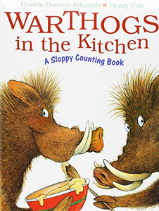 Harcourt School Publishers Trophies: Little Book Grade K Warthogs in the Kitchen