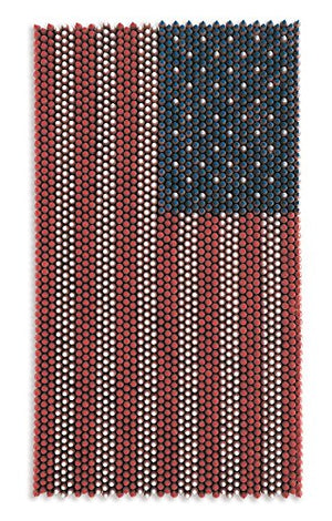 Long May She Wave: 100 Stars and Stripes Collectible Postcards