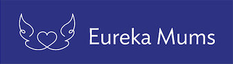 Eureka Mums Secondary Logo Variation