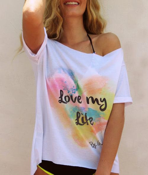 LOVE MY LIFE shirt