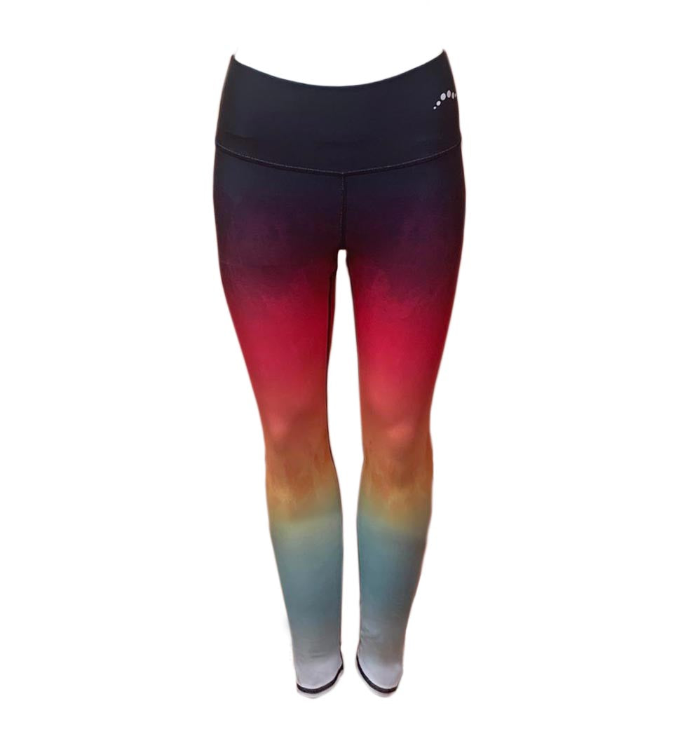 GOVA ACTIVE - TIE DYE LEGGINGS