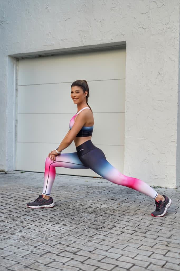 GOVA ACTIVE X ANABELLE BLUM LEGGINGS