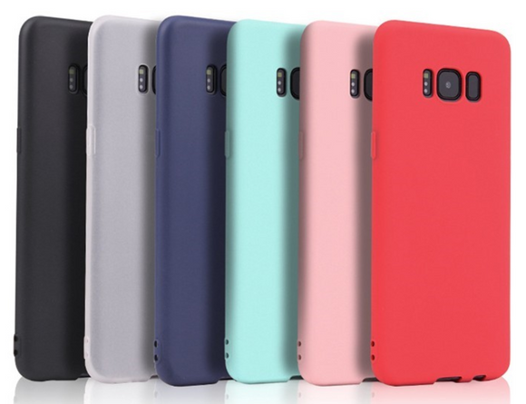 Candy Color Phone Case for Samsung S8