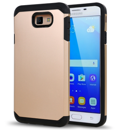 Shock-Resistant Case for Samsung Galaxy J7 Prime