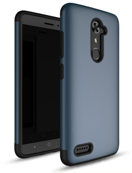 Shock-Resistant Case for ZTE Max XL