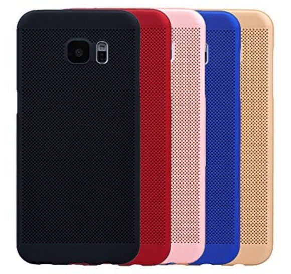 Mesh Back Case for Samsung Galaxy S7 Edge