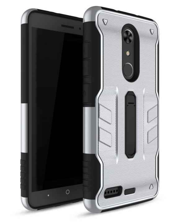 Kickstand Armor Case for ZTE Max XL