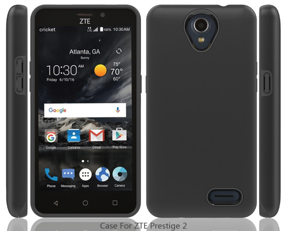 Hard Back Protective Case for ZTE Prestige 2