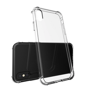 Clear Back Cover Case for iPhone 7 and 7 Plus