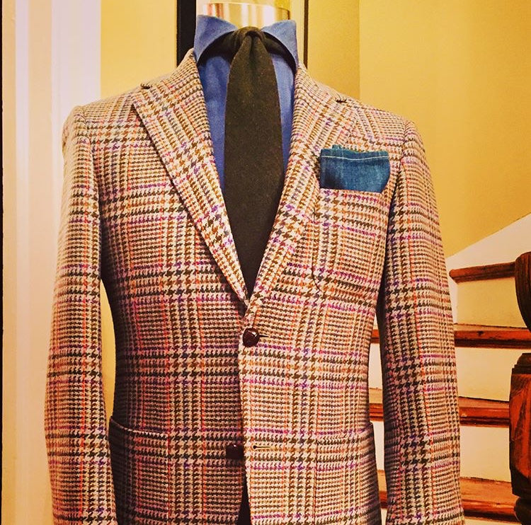 Royal Blue Custom Sport Coats