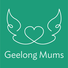 Geelong Mums Primary Logo Variation