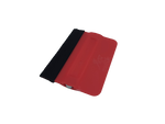 AE-82RMF - Red Magnetic Bondo Card with Felt