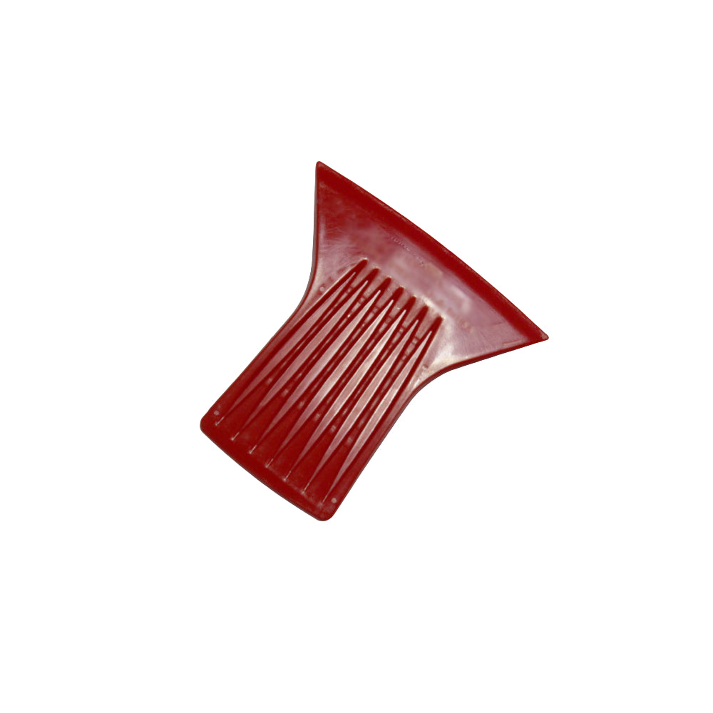 AE-151 Red Croc1 Blade Chizler Scraper Squeegee Window Tint Vinyl Installation Tool - AE QUALITY FILM
