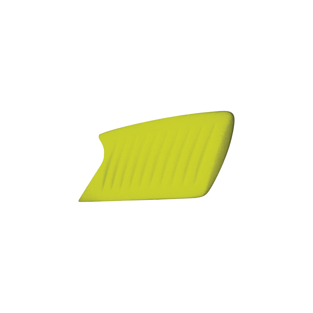 AE-150 Yellow Croc2 Blade Chizler Scraper Squeegee Window Tint Vinyl Installation Tool - AE QUALITY FILM