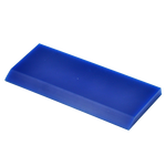 "AE-104-1 - 5"" Non-Beveled Squeegee Blade (Wide) - AE QUALITY FILM"