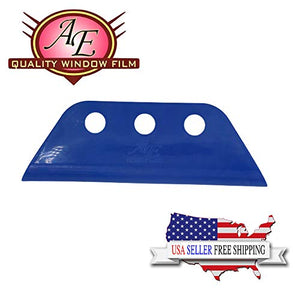 AE-322 - Pro Tail Fin Squeegee (Hard) - AE QUALITY FILM