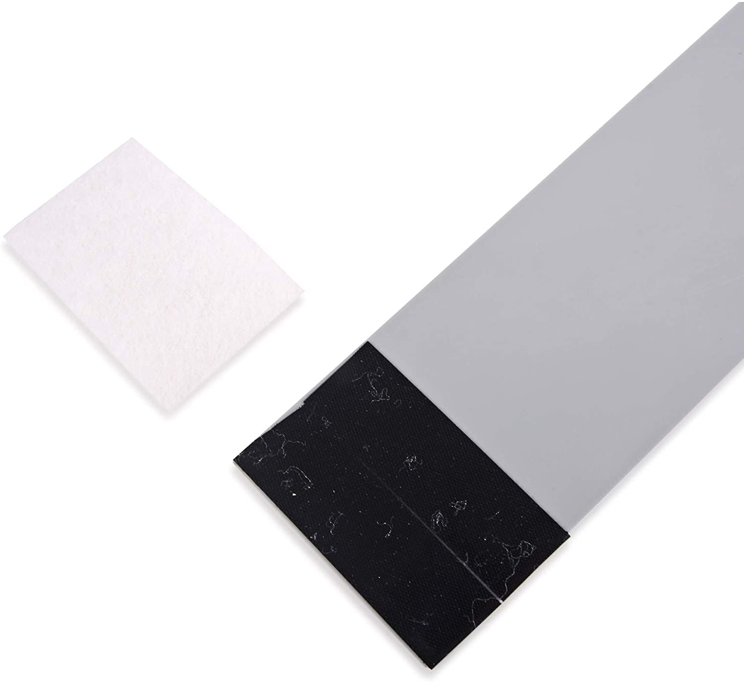 AE-79W10pc 10 Pack White Scrubby Replacement Pads for Long Handle Paddle Scraper Window Film Tinting Tool - AE QUALITY FILM