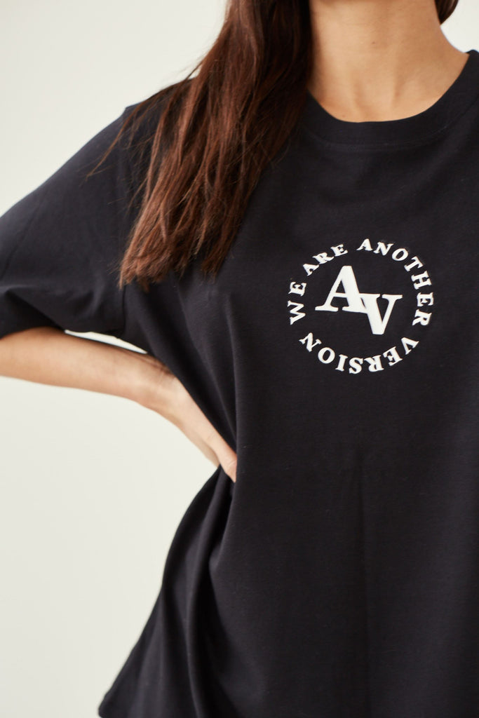 We Are Another Tee - Black T-Shirt