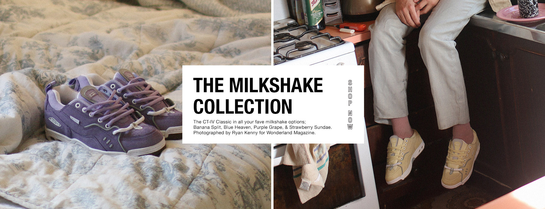 The Milkshake Collection