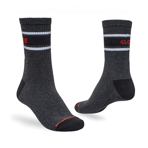 Triple Stripe Crew Sock 5 Pack