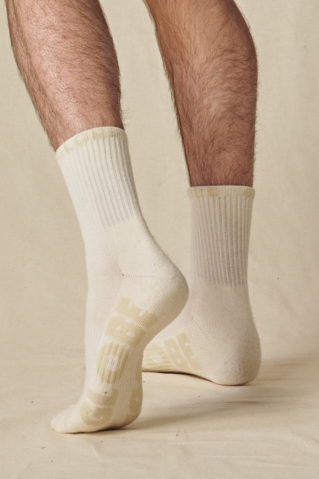 Bleach Free Crew Sock 3 Pack