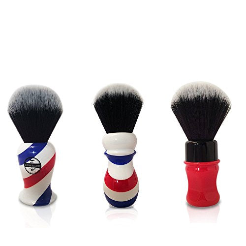 Proven Synthetic Shaving Brush - 100% Synthetic Materials