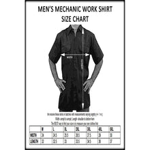 Biker Mechanic Work Shirt THE 2nd AMENDMENT Right to keep & bear arms - TheBeardWarehouse