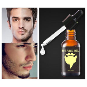 100%Natural Accelerate Facial Hair Grow Beard growth Essential Oil - TheBeardWarehouse