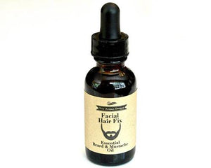Beard & Mustache Oil, Tea Tree & Peppermint Orange - TheBeardWarehouse