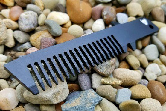 Tanto Knife Beard Comb USA - TheBeardWarehouse