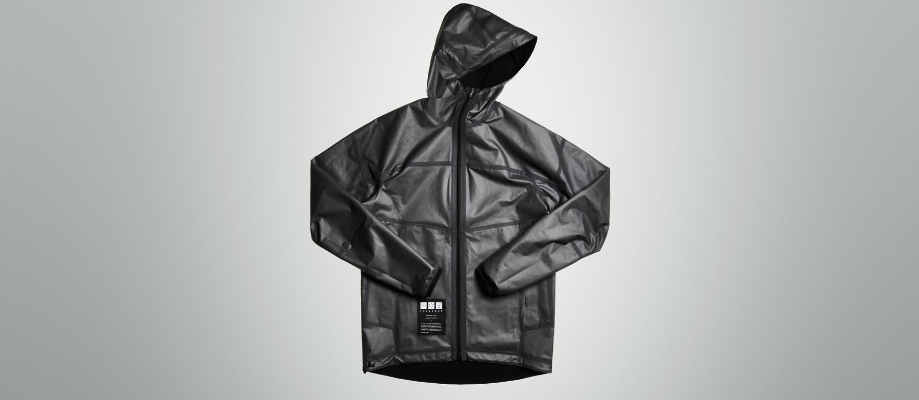 The world's first graphene jacket