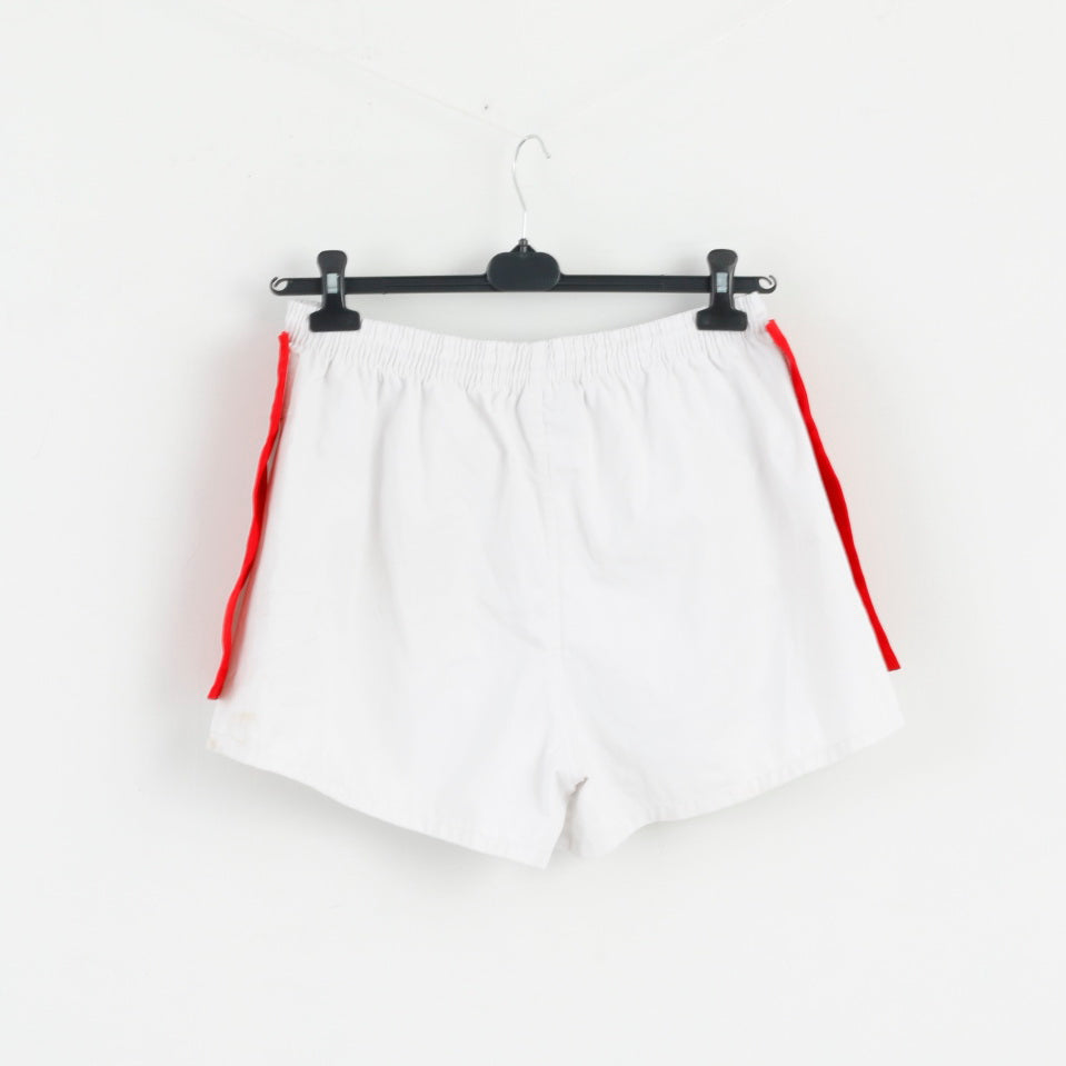 KooGa Made for Rugby Men 38 M Sport Shorts White M2703