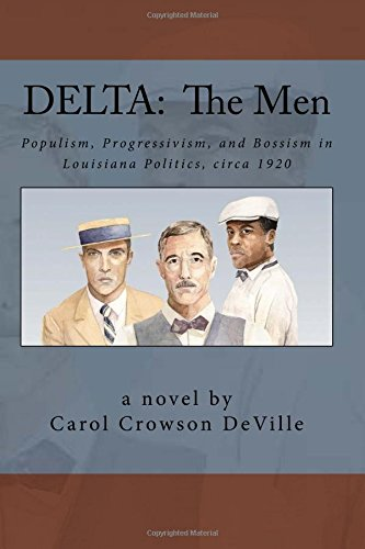 Delta: The Men bu Carol Crowson DeVille