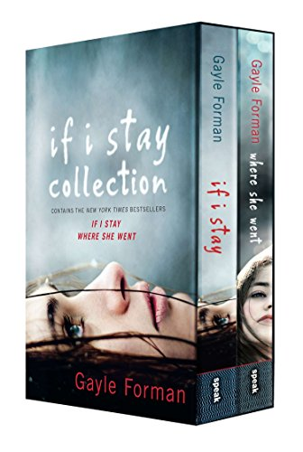 If I Stay Collection Box Set by Gayle Forman (New)